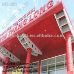 Facade and cladding ACP aluminium composite panel