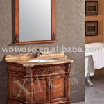 solid wood bathroom cabinet-XL-6218