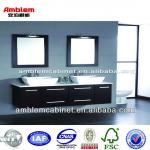 2014 Wholesale America Style Custom Made commercial bathroom vanities (High Quality with Warranty)-4790 bathroom vanity