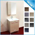 Popular Floor Standing MDF bathroom cabinet-3990