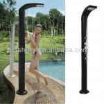 Outdoor Swim Pool Single Pole Standing Jet Shower Spa Products (HY-M016)-HY-M016