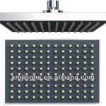ABS rectangle plastic overhead rain shower-20411