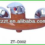 Bath tap /shower faucet ABS body-ZT-D002