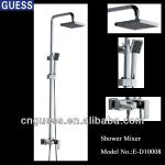 rain shower brass bathroom shower taps faucet mixer fitting /GUESS-E-D10009
