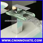 glass waterfall faucet-I-GF68311