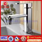 New fashion single handle brass basin mixer for lavatory with good quality,professional faucet manufacturer in kaiping china-101135