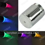 Water Glow Shower Multicolor LED Light Faucet Sink Tap RC-F04-CT4586