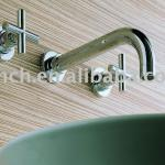 luxury brass wall mounted Lavatory Faucets-RG54101