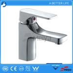 Athens Series MY1004 Single Handle Bathroom Faucet with 40mm Ceramic Cartridge-MY1004