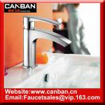 Simple Style Single-handle Brass Basin Faucet-CB803101