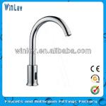 Swan Neck Brass Water Faucets-WA-6015NW