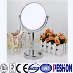 High Quality Brass Framed Freestanding Large Magnifying Mirror-magnifying Mirrors
