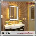 Hotel led bathroom mirrors with light-NRG 80100