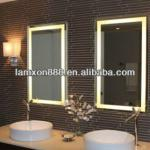 Design hotel light fluorescent bathroom mirror-FL09067