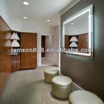 Luxury hotel bathroom light mirror-LK09650