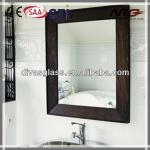 Rustic wood framed mirrors-NRG1334
