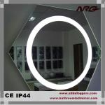 Backlit Circular Bathroom Mirror of Low Energy-NRG 1109(5)