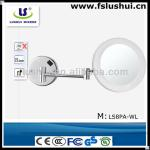 high-quality bathroom makeup mirror-LSPA-WL