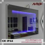 Infinity Mirror With LED Lit Optical Illusion-NRG P060503