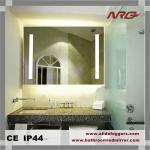 Non Fogging Mirror with Battery Led Light-NRG8