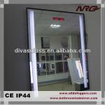 Fog free shower mirror radio-NRG N336