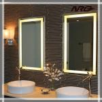 Hotel bathroom illuminated mirrors-NRG