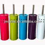 color toilet brush and holder set-TBC001