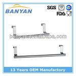HOT SALE heated towel rail, over cabinet towel bar, bathroom towel rack-PH121