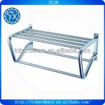 Bathroom wall mounted crystal zinc towel rack Towel Holder Bathroom Accessories-03
