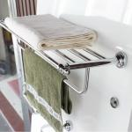 Hot sale Stainless steel towel rack with nice designs-TR-001