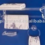 Acrylic Towel Rack/ Bathroom Supplies-towel rack