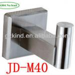 Stainless steel 304 robe hook-JD-M40