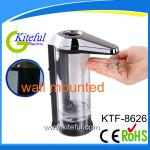 500ml wall mounted soap dispenser-KTF-8626