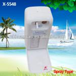 Touchless Spray Hand Sanitizer Dispenser-HG-S0318
