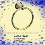 New Brass Wall Mounted towel ring-KAM-82960CJ towel ring