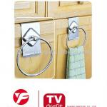 CLIP-ON TOWEL RINGS-FX-TV-H48