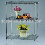 CE Approved Light Duty Metal Wire Shelves-YG00-S610