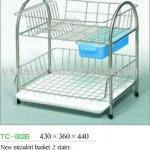 stainless steel table ware rack-TCH