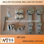 Sliding hardware WT-S02 set-WT-S02