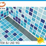 Stainless Steel Long Bathroom Drainage-BJ-LNS-WG