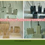 natural stone bathroom accessories-YP630