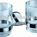 New square Elegant Cup Tumbler holders for bathroom 303753-303753