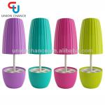Creatitive Plastic Toothbrush Holder With Cup Set-H140102