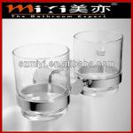bathroom tumbler and toothbrush holder-L0413