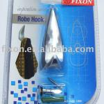 Metal Robe hook with scrow-1447