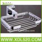 Wenzhou Xiduoli Newly Toilet Hotel Copper Chromium Wall Mounting CE Approved Soap Tray-XDL-ZY-21569