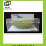 U045 Rubber soap dishes for showers-U045