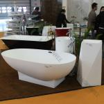 Italian classic design stone resin bath,acrylic stone bathtub,bathroom furniture-KKR solid surface bathtub