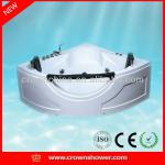 New ABS White Acrylic indoor sexy massage bathtub for better life cheap freestanding massage bathtub-HG-8809WHITE
