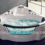 YG-88 new design cheap freestanding indoor spa bathtub with whirlpool massage & air bubble-YG-88